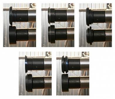 Зиговочные машины, Metal Master Ролики для зиговочной машины TZ12 и ETZ12